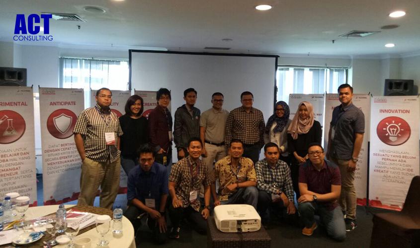 ACT Consulting Telkomsel | Pelatihan Motivasi karyawan | Pelatihan Motivasi Karyawan telkomsel | Training Motivasi Karyawan Telkomsel