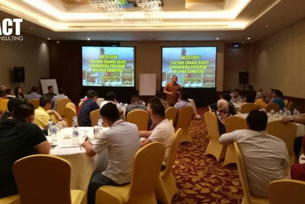 ACT Consulting | ACT | Training Culture Agent | Culture Agent Boarding | Seminar Auto 2000 | training Auto 2000