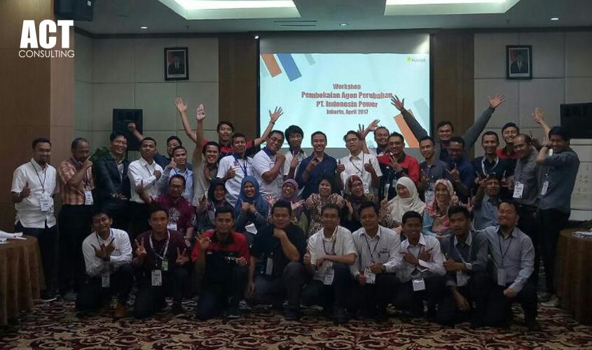 ACT Consulting | Training Indonesia Power | Corporate Culture Consultant