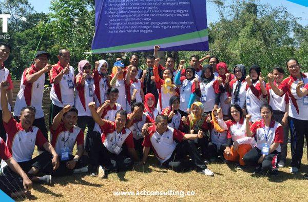 ACT-Consulting-BKD-Provinsi-Sulawesi-Selatan-Outbound-training-training-kerjasama-tim