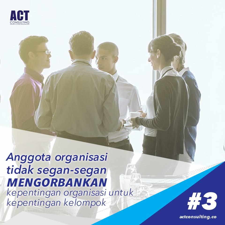 Cara Mengukur Kekuatan Budaya Organisasi Perusahaan 3