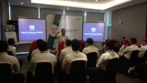 spiritual leadership training, training spiritual leadership, bank syariah mandiri, act consulting