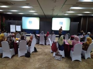 advance leadership training, act consulting, BNI Syariah, menara 165, strength finder