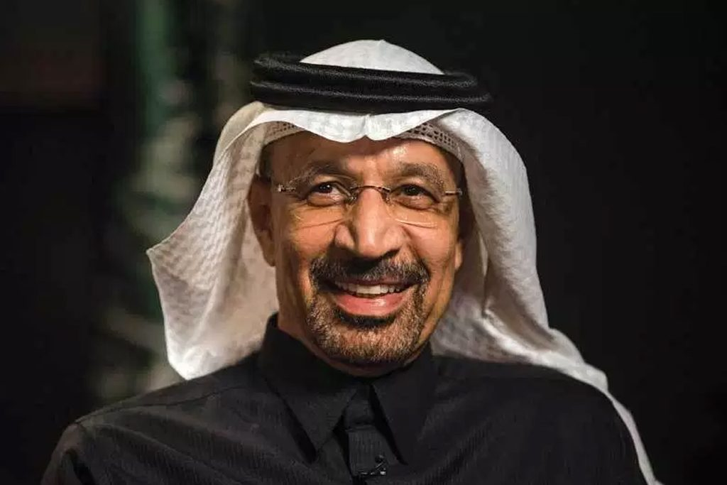 Khalid Al Falih Menteri Energi Arab Saudi yang Berjasa Mengatasi Krisis Minyak Global