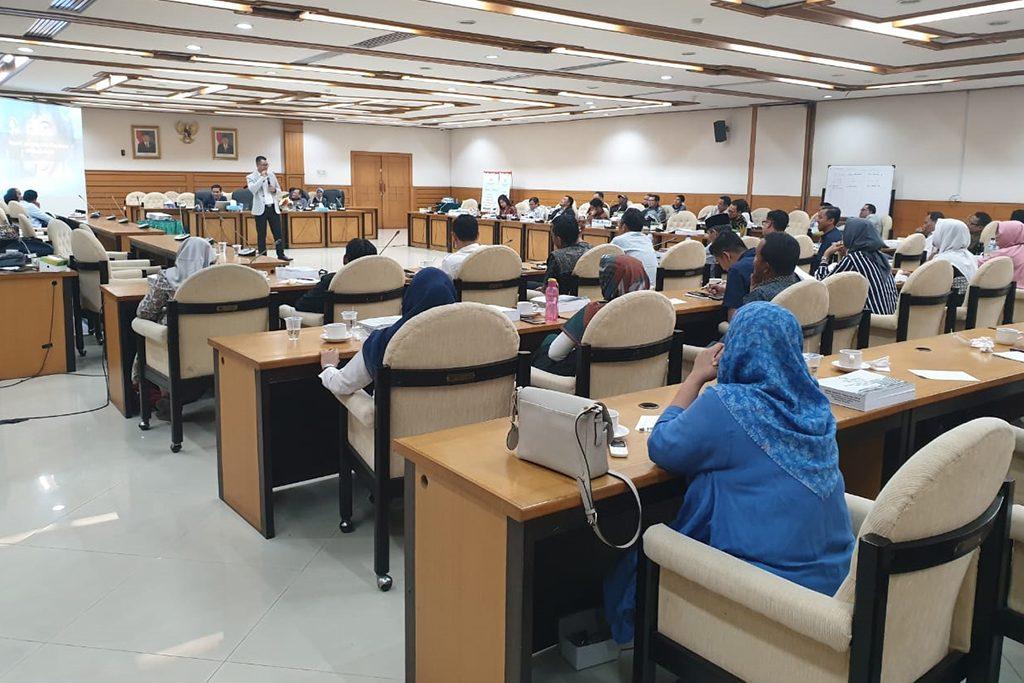 Seminar Communication Skill & Personality Development Tenaga Ahli DPR RI oleh ACT Consulting