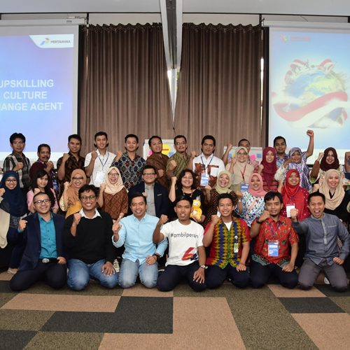 ACT Consulting   ACT Consulting Pertamina   ACT Consulting Indonesia   Seminar ACT Consulting   Pelatihan Motivasi ACT Consulting
