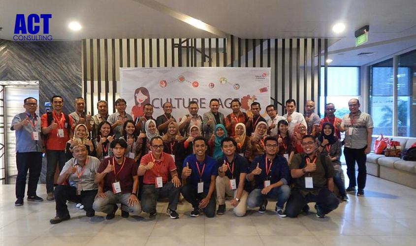 ACT Consulting | ACT | Training Telkom indonesia | seminar telkom indonesia | pelatihan telkom indonesia