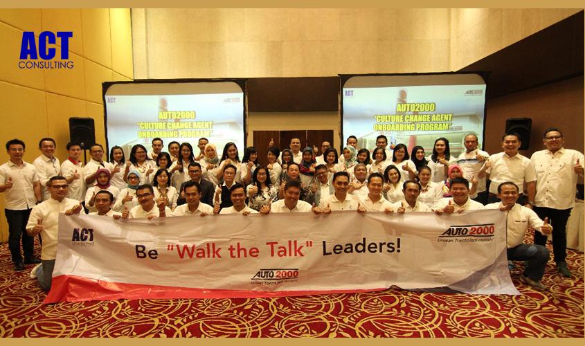 ACT Consulting | Seminar Auto 2000 | Training Culture Agent On Boarding | Training Culture Agent Change | Pelatihan Motivasi Karyawan