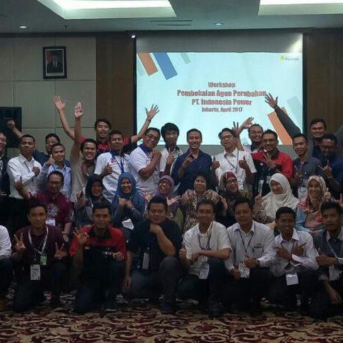 ACT Consulting   Training Indonesia Power   Corporate Culture Consultant
