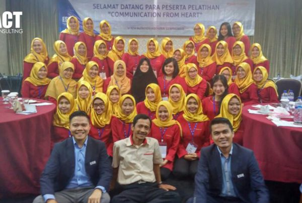 ACT Consulting | Training WYETH NUTRITION INDONESIA | Seminar WYETH NUTRITION INDONESIA | pelatihan WYETH NUTRITION INDONESIA | Pelatihan Motivasi Karyawan | Training Motivasi karyawan