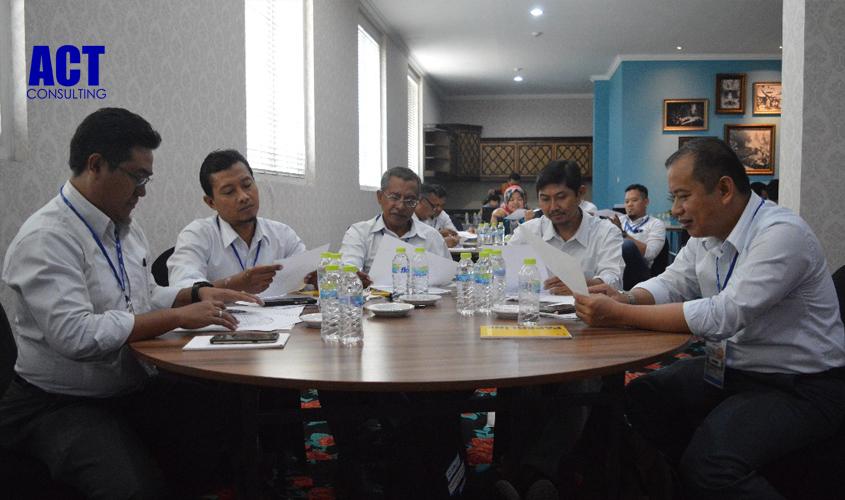 ACT Consulting | budaya kerja perusahaan | budaya kerja karyawan | pelatihan PT Pelindo | training motivasi karyawan