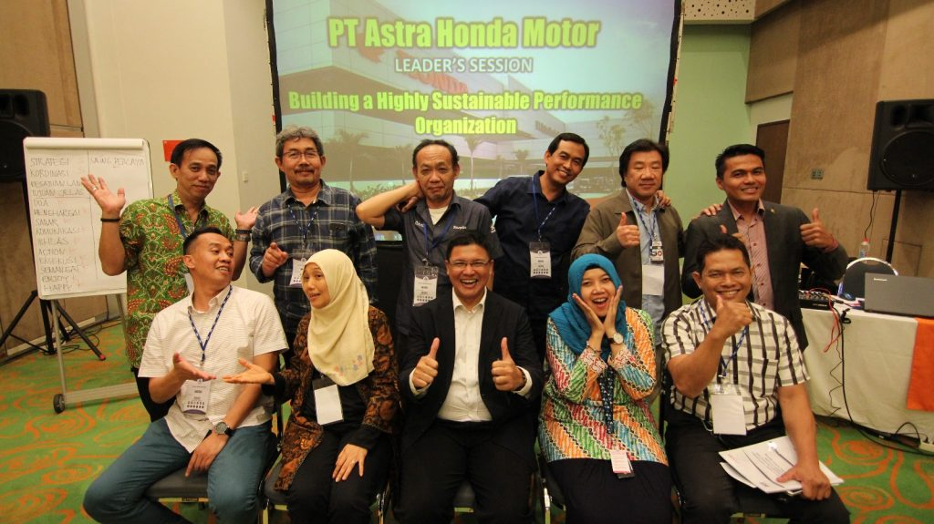 Agent of Change Leader PT. Astra Honda Motor