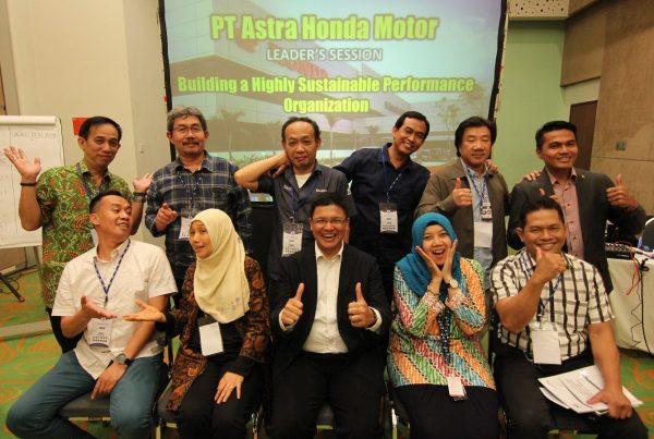 Agent of Change Leader PT. Astra Honda Motor