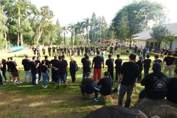 Outbound Training, Annual Meeting 56