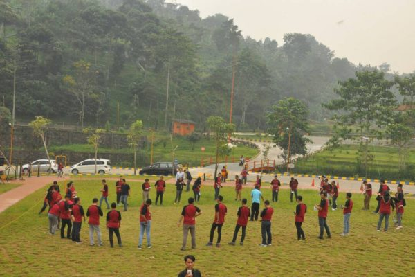 Outbound Training BRI
