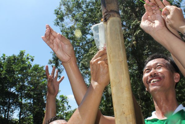 Outbound Training Fun Games 1