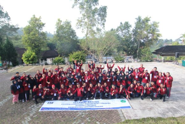 Outbound Training Perusahaan