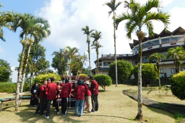 Outbound Training Perusahaan 1