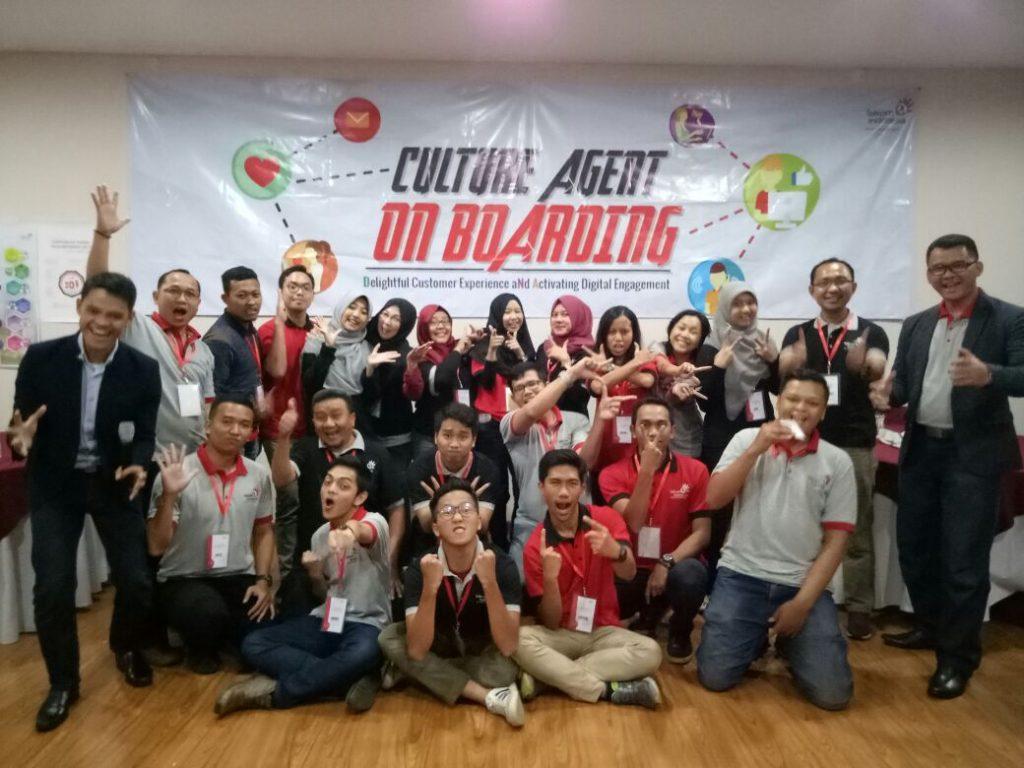 Peran Change Agen Dalam Budaya Perusahaan
