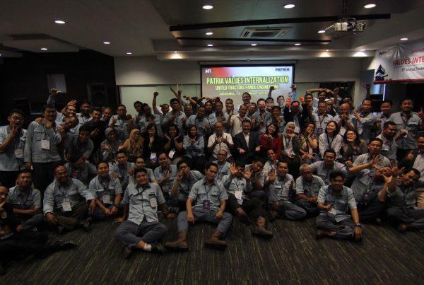 Program Internalisasi Budaya Perusahaan PT. United Tractors Pandu Indonesia