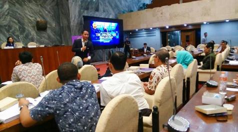 Seminar Communication Skill Tenaga Ahli DPR RI 3