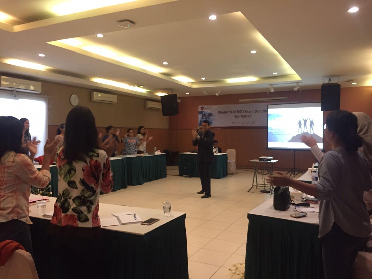 Training Semangat Kerja Karyawan ACT Consulting