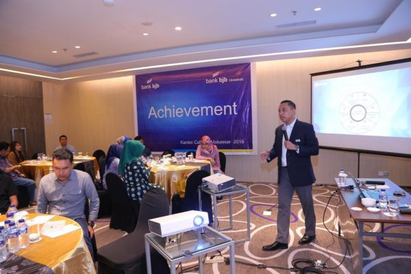 ACT Consulting Achievment Motivation Bank BJB Cabang Makasar
