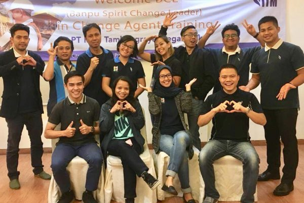 Training Agent Of Change PT. Indo Tambangraya Megah Tbk
