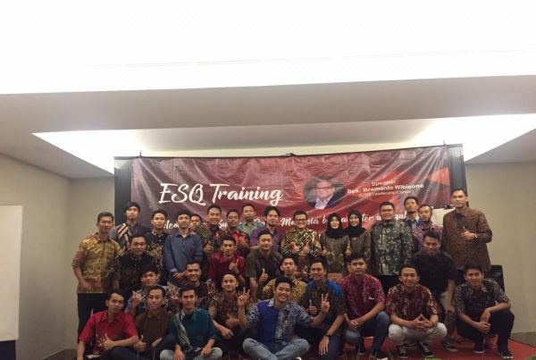 training meaning of work, akashi wahana indonesia, act consulting, bram wibisono