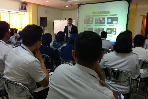 training change leader program, rsud sawah besar, act consulting