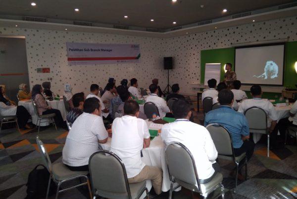 effective communication, bni syariah, act consulting