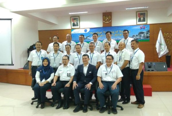 Training of Trainers, PT Angkasa Pura 1, act consulting