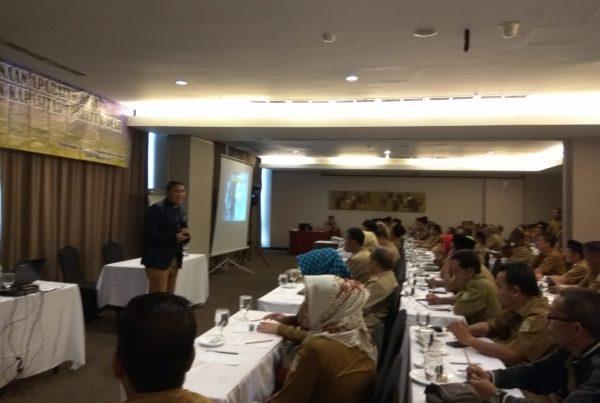 seminar leadership, act consulting, kabupaten bekasi, kepala desa