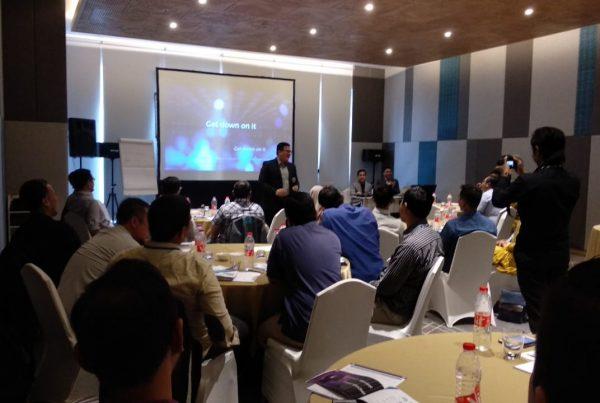 change agent empowerment, bank syariah mandiri, act consulting, bsm