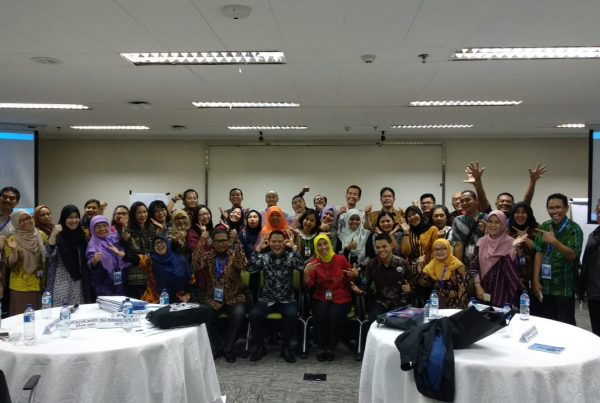 training holistic communication skill, act consulting, bank indonesia