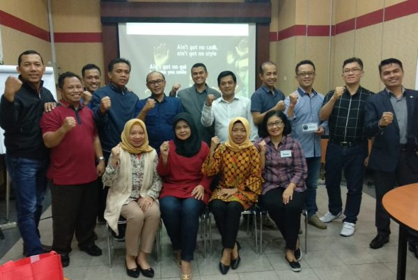 training building integrity, act consulting, cimb niaga