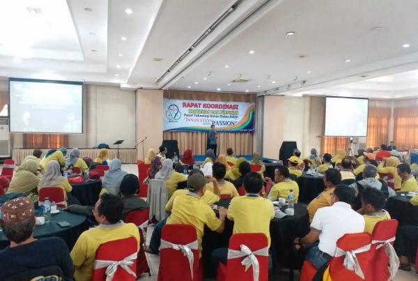 seminar motivasi, pusat teknologi bahan bakar nuklir, ptbbn batan, act consulting