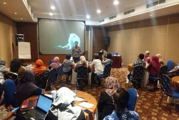 training public speaking, training communication skill, act consulting, balitbang kementerian kesehatan