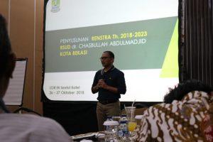 workshop corporate strategic intelligence, rencana strategis rsud kota bekasi, act consulting, rinaldi agusyana, CSI organ 3,
