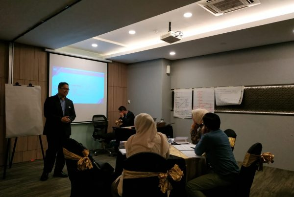 corporate strategy certification training, act consulting, menara 165