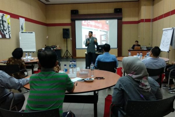 training building integrity, cimb niaga, act consulting