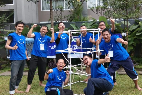 fun theory, act consulting, ary ginanjar agustian, outbond capacity building, act consulting, nestle indonesia