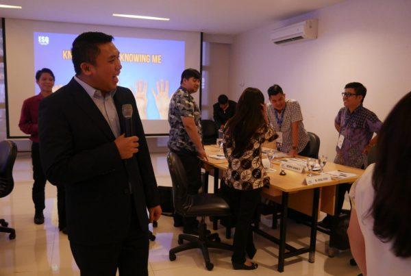 training leaders as coach, bank artha graha international, act consulting