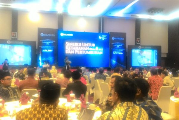 training motivation and meaning of life, bank indonesia, bi kpw sulteng, iman herdimansyah, idham cholid, act consulting