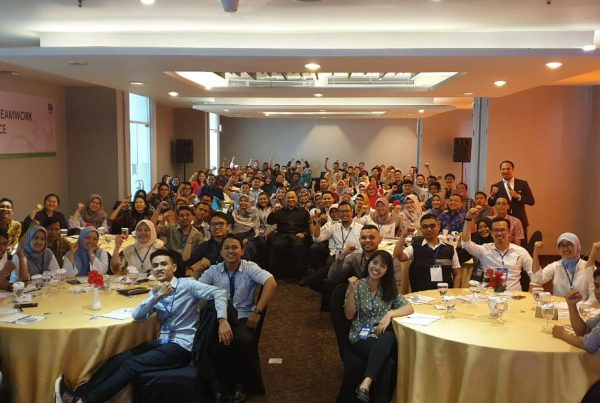 training communication and teamwork for excellence, act consulting, rsud tebet