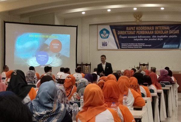 seminar meaning of work, kementerian pendidikan dan kebudayaan, direktorat pembinaan sekolah dasar, act consulting