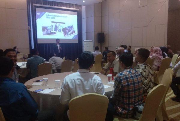 training change agent empowerment, act consulting, bank syariah mandiri