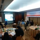 training effective communication, bni syariah, act consulting,