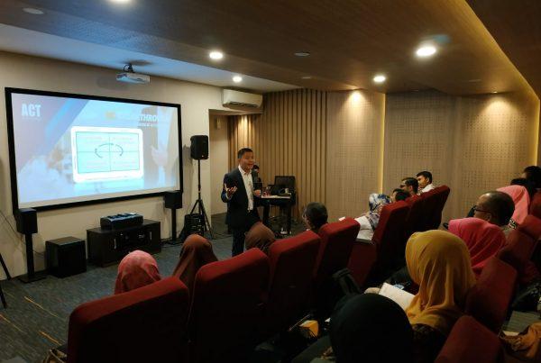 metode mengajar ala esq, act consulting, certification public speaking