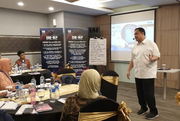 3.0 coaching certification camp, act consulting, ary ginanjar agustian